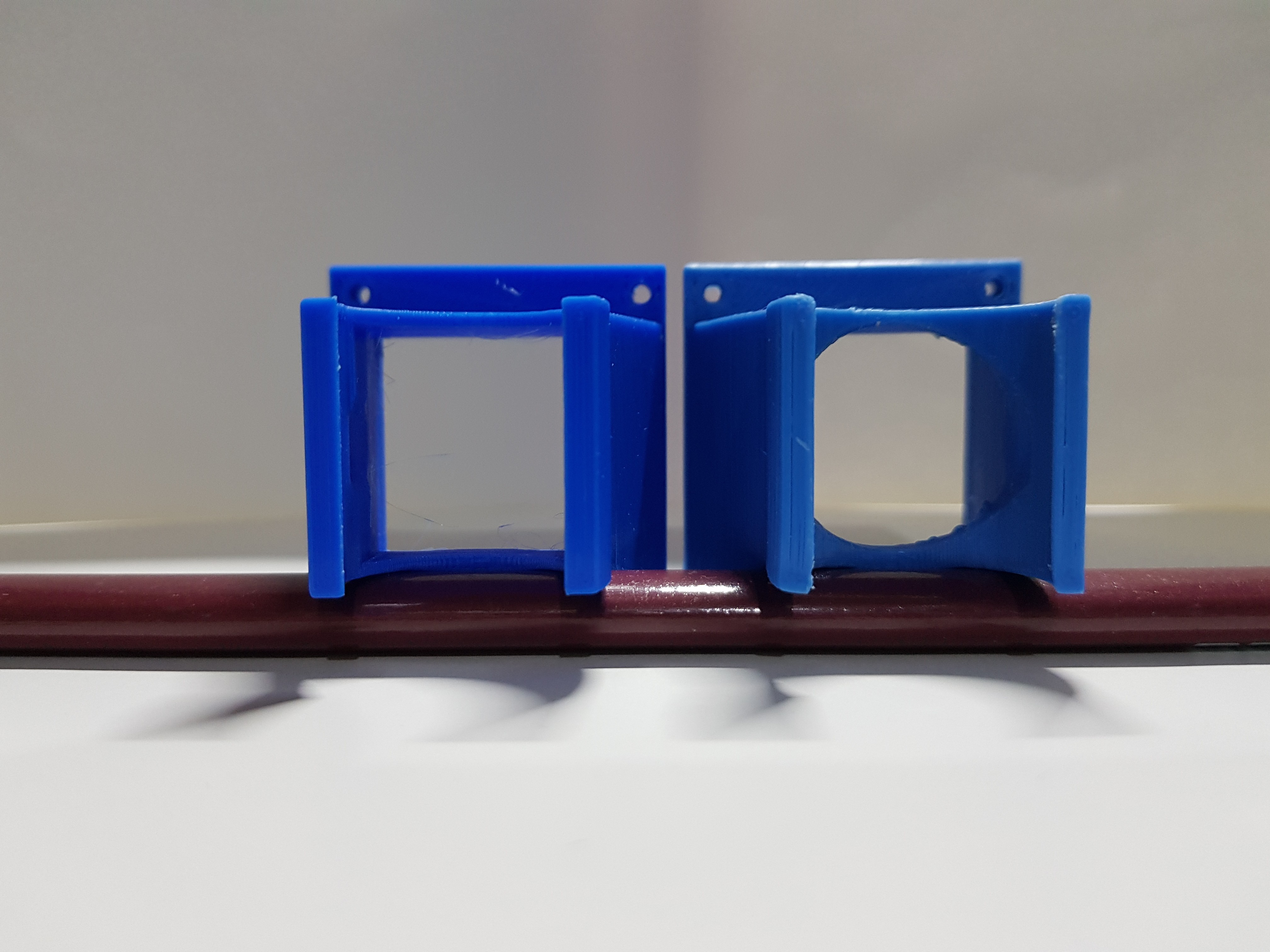 20180429_221703.jpg Download free STL file 40mm Fan Adaptor For Smart Effector • 3D printable object, gaza07
