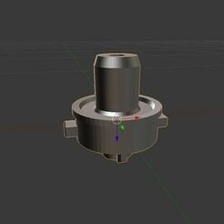 Ressort de coffre 350Z V2.jpg Download STL file Trunk spring 350Z • 3D printing object, ACP_Impressions