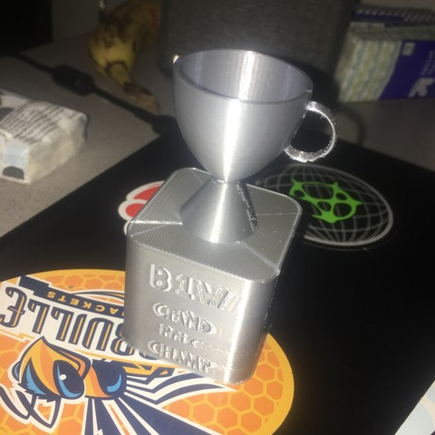 IMG_0492.jpg Download STL file Trophy • 3D printer design, turnerw006