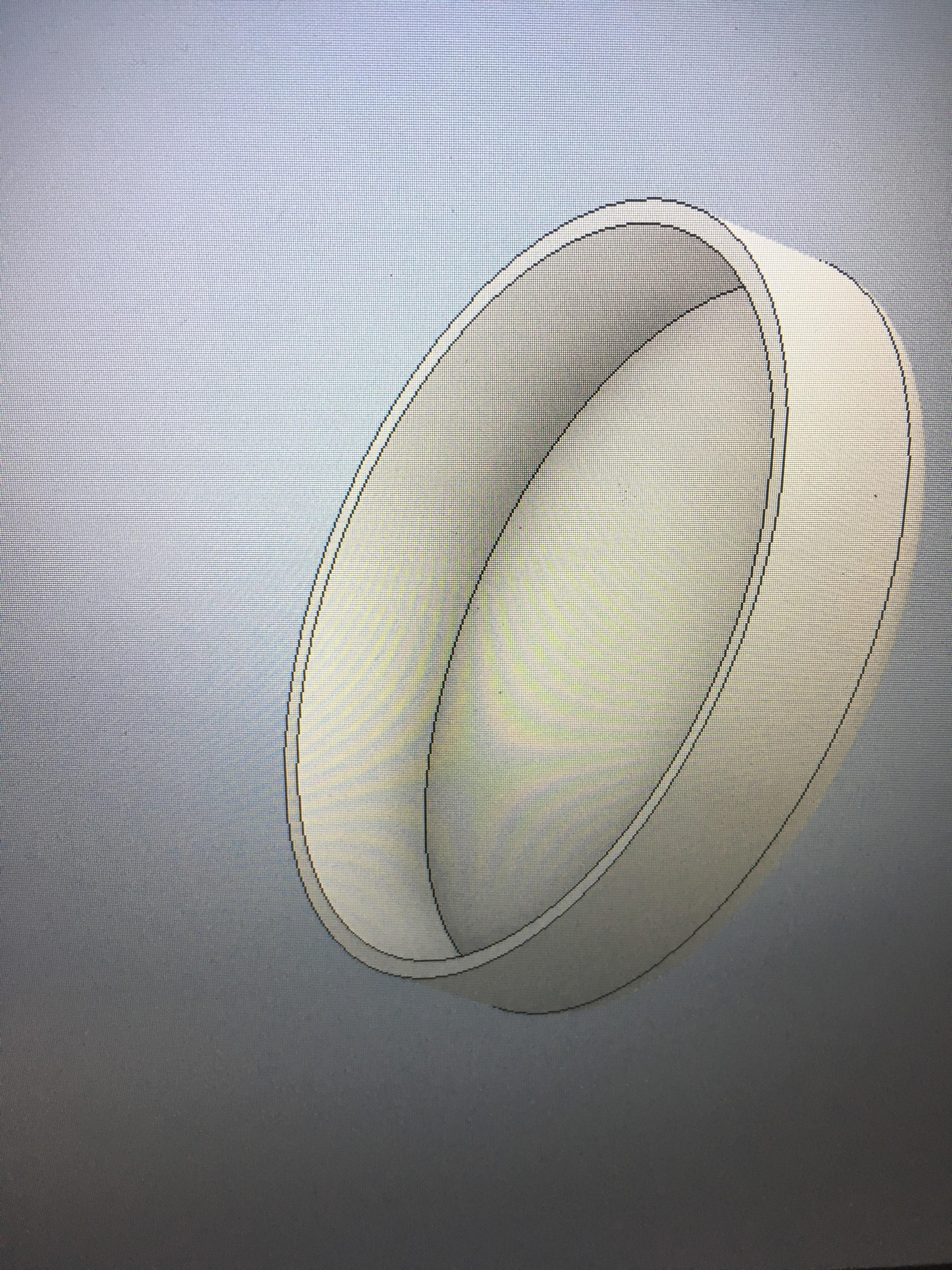 IMG_0221.JPG Download free STL file Prius Climate control knob cap • 3D print design, turnerw006