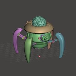 Screenshot_2019-08-20_15.17.03.png Download free STL file Controller Bot - THE BRAIN BOT • 3D printer object, Rob_Jedi