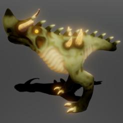 Descargar diseños 3D Criatura salvaje, Dekro