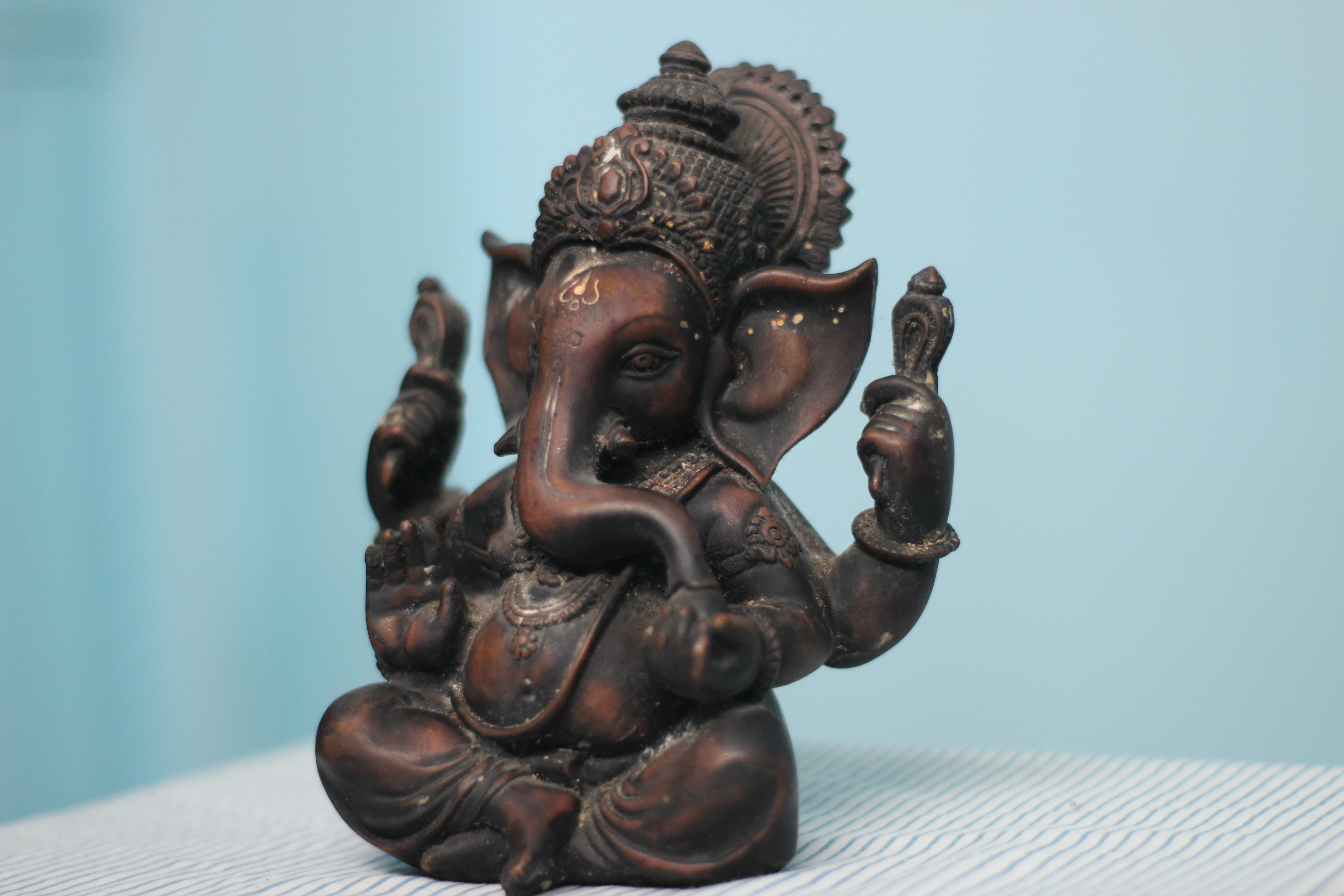 2D pic1.JPG Download OBJ file Lord Vinayaka • 3D printable template, Dekro