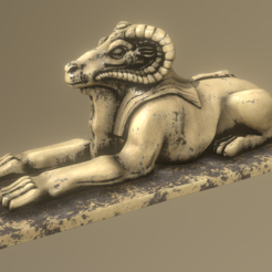 ram.png Download STL file Ram • 3D printable design, Dekro