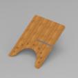 Descargar archivos 3D Soporte para libros, Dekro