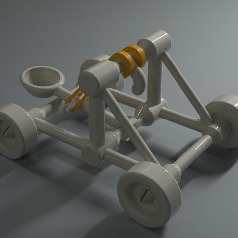 catap3.jpg Download free STL file Toy Catapult • 3D printable object, Dekro