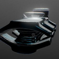 STL files Spaceship, Dekro