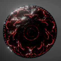 3d model Stout Shield, Dekro