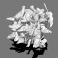 3D printer models IMM Feet V2, Dekro