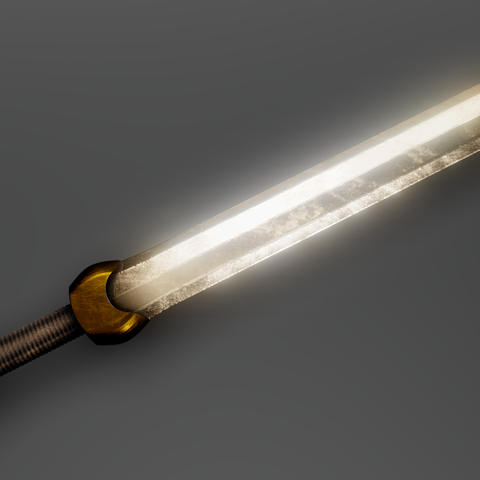 Download 3D printing files Gladius Sword, Dekro