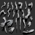 3D print files IMM Arms V2, Dekro