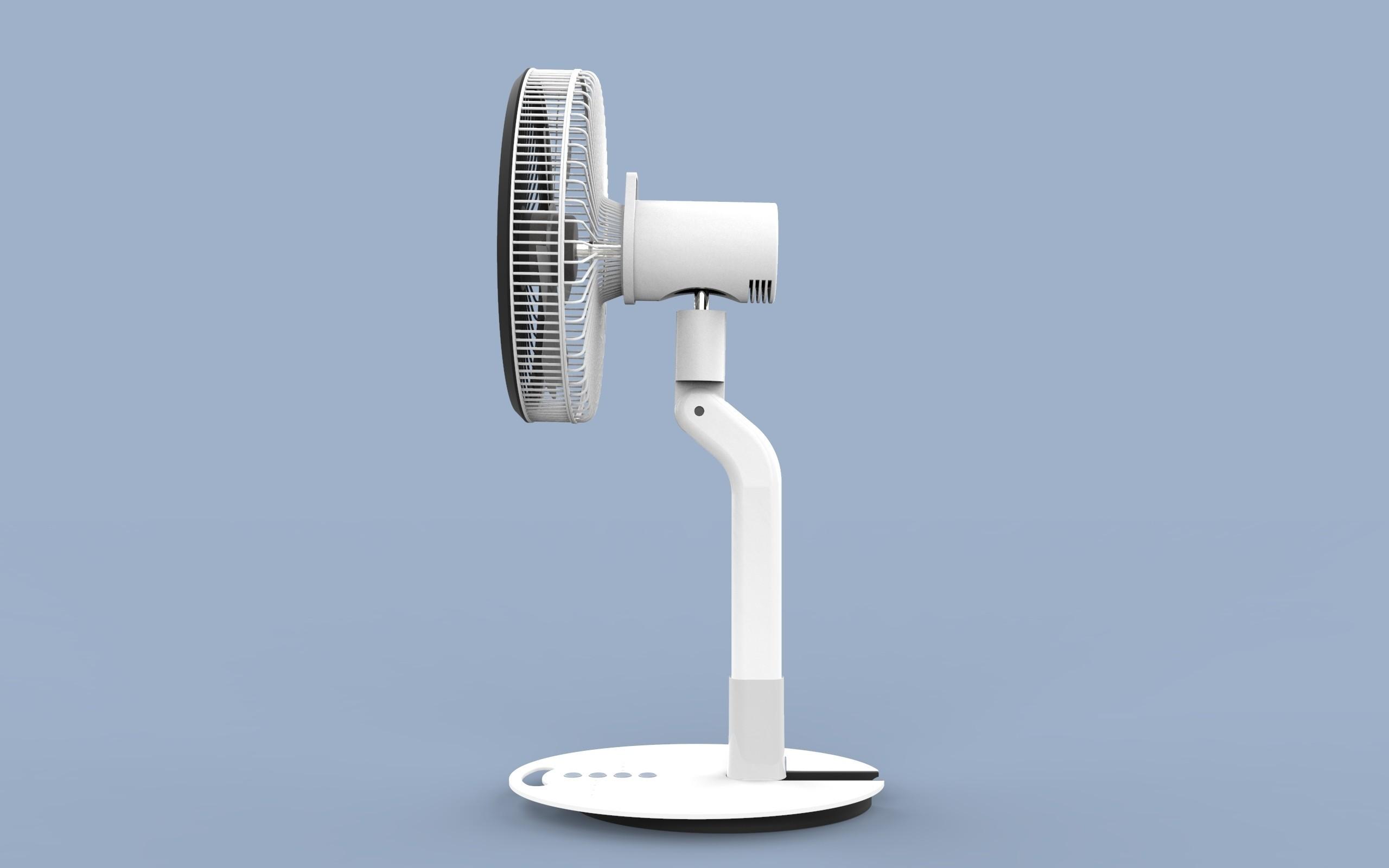ff.335.jpg Download STL file Folding Table Fan • 3D printer object, Dekro