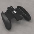 3D printer models Double Joy Con Grip, Dekro