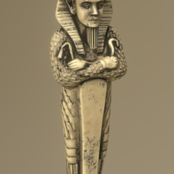 mummy.png Download STL file Mummy • 3D printable template, Dekro