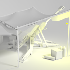 Fichier impression 3D Canon, Dekro
