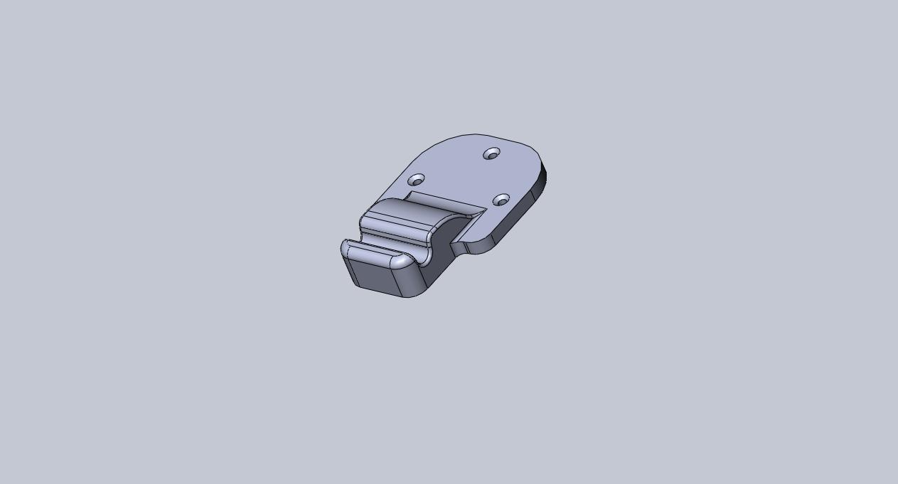 Screenshot 2014-06-13 14.53.40.png Download STL file Big Latch • 3D printable object, Dekro