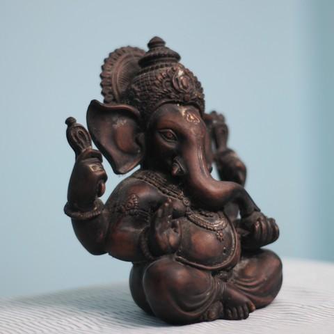 2D pic2.JPG Download OBJ file Lord Vinayaka • 3D printable template, Dekro