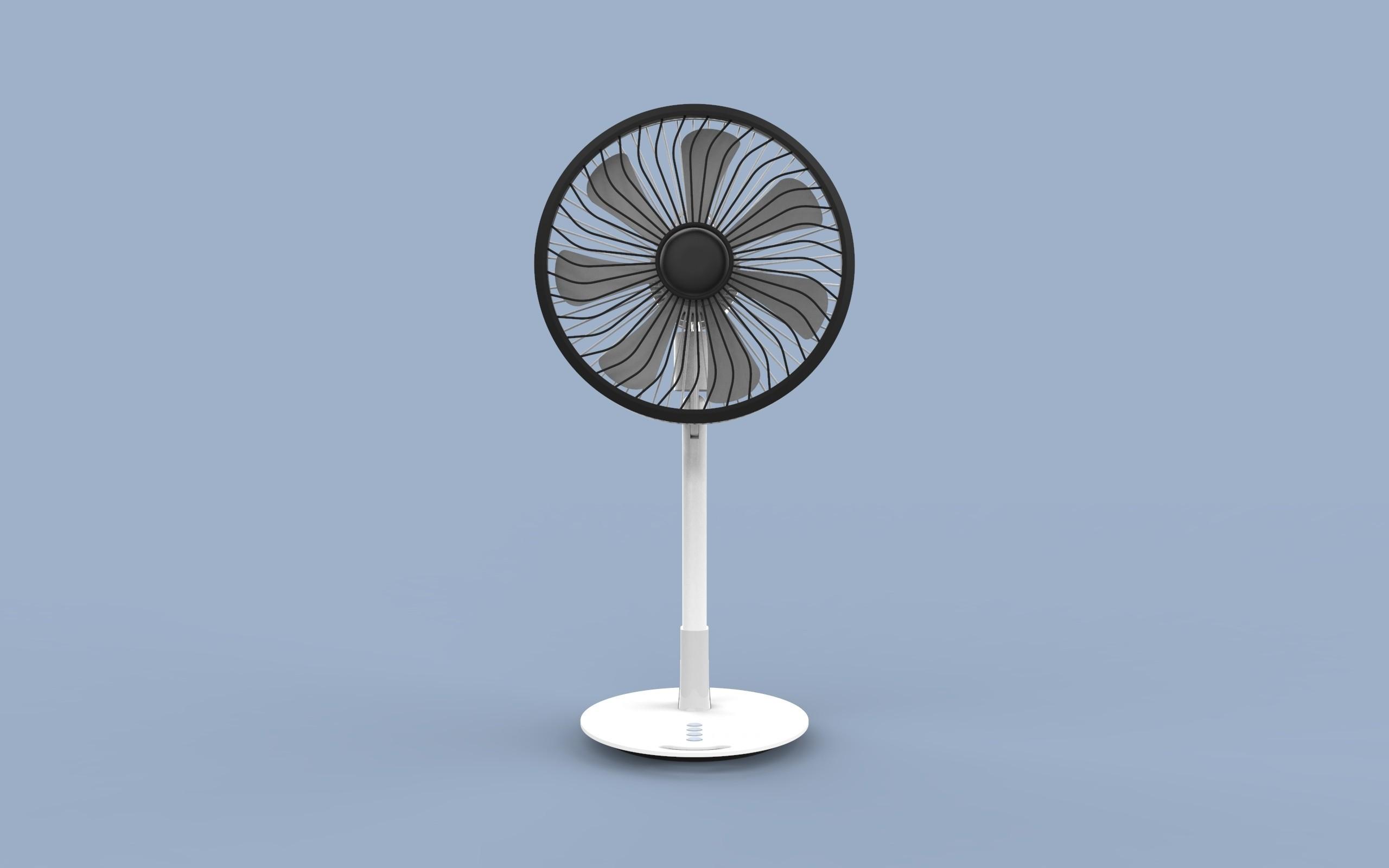 ff.336.jpg Download STL file Folding Table Fan • 3D printer object, Dekro