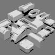 Download free 3D model Basic Kit-Bash Vol2, Dekro