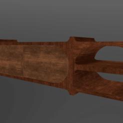 simple_cabinet (4).png Download STL file Wood Cabinet • 3D print object, Dekro