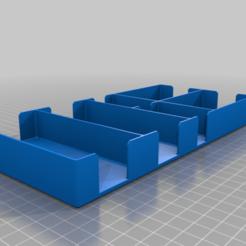 Télécharger fichier STL gratuit Licornes de Monopoly contre Lamas Porte-pièces de jeu de société • Design pour impression 3D, RT3DWorkshop