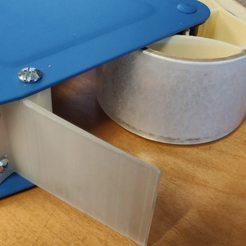 IMG_20180625_170213.jpg Télécharger fichier STL gratuit Lame d'essuyage pour distributeur de ruban Uline H-150 • Design pour imprimante 3D, RT3DWorkshop