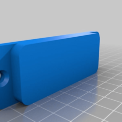 Download free 3D printer designs MCT-340E Visonic Window/Door Sensor Mounting Cover, RT3DWorkshop