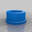 Download free STL file Ford Focus 2012 Windshield Washer Fluid Reservoir Cap v2 • 3D printable object, RT3DWorkshop