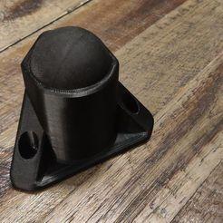 Télécharger fichier STL gratuit Railcore II Squash Ball Foot • Plan à imprimer en 3D, RT3DWorkshop