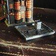 Download 3D printer templates OLLIVANDER'S WAND SHOP - HARRY POTTER, tolgaaxu