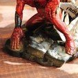 Impresiones 3D El Hombre Araña Lejos de Casa (Cabeza Grande, Culo Pequeño), tolgaaxu