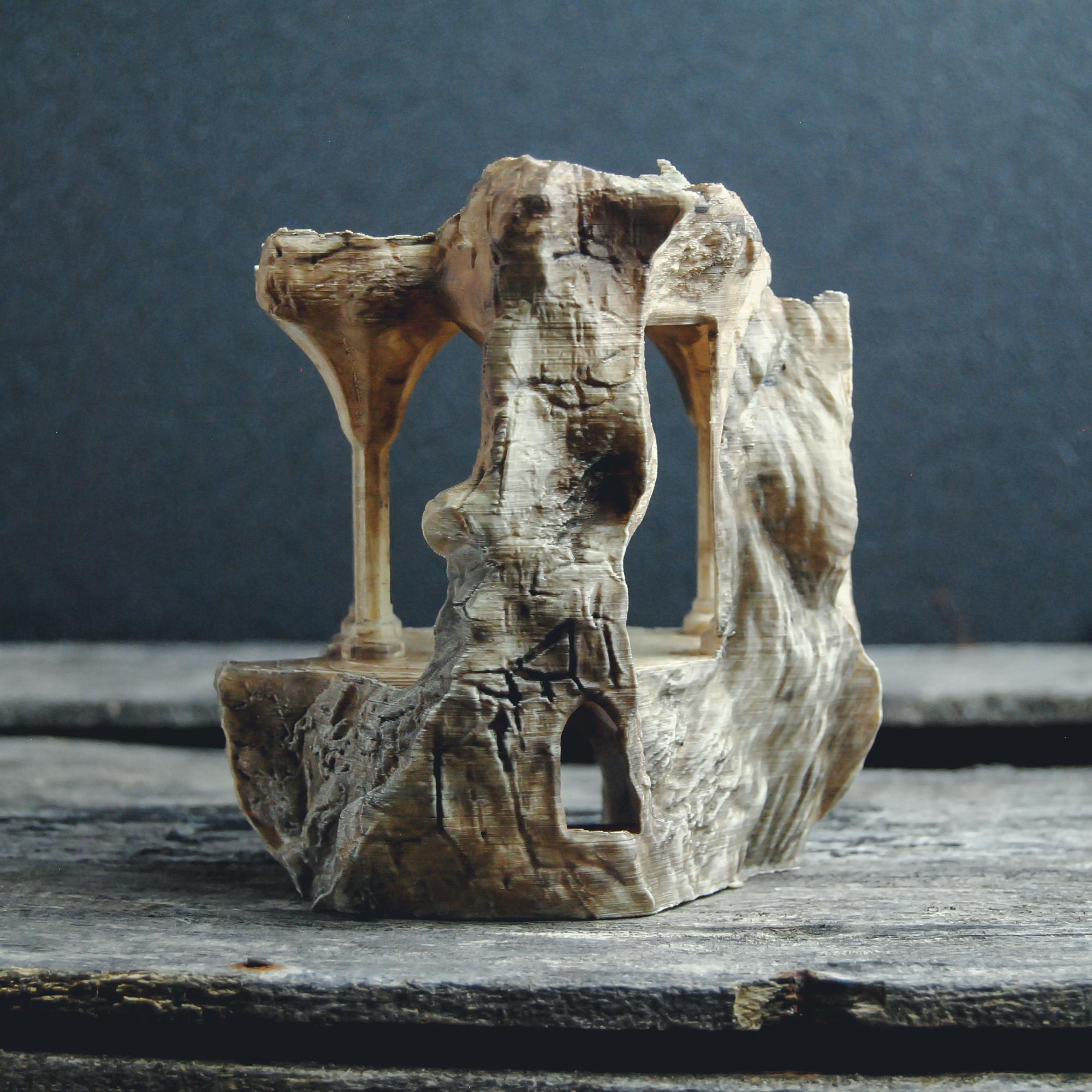 5.JPG Télécharger fichier OBJ Le monument perdu • Design pour impression 3D, tolgaaxu