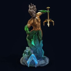 Download 3D printing files AQUAMAN, tolgaaxu