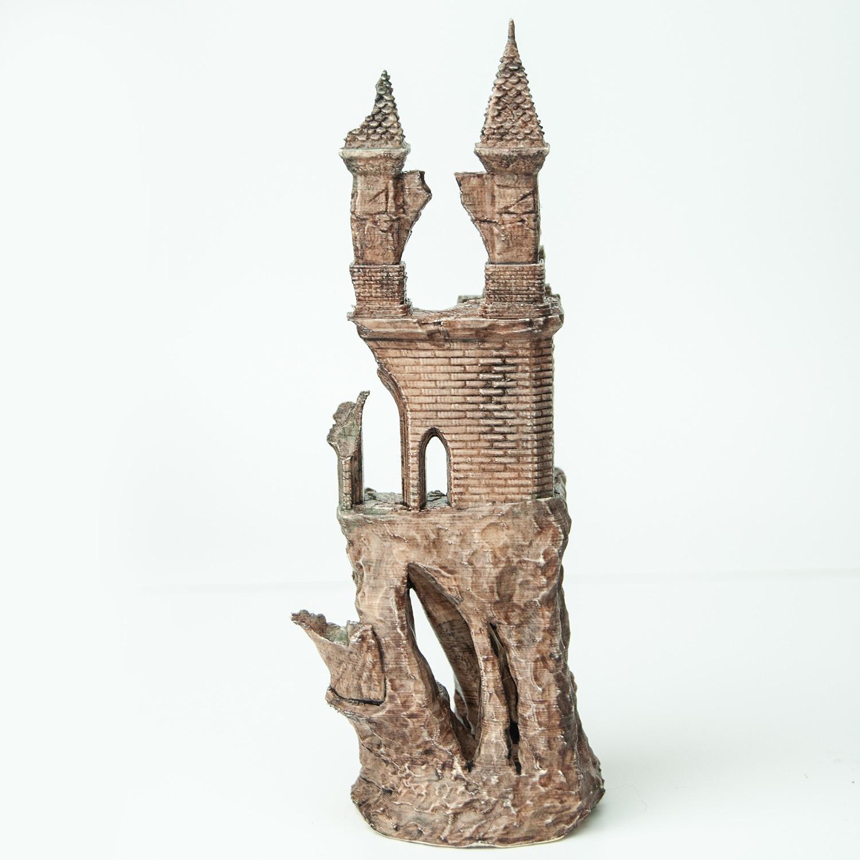 2.jpg Télécharger fichier OBJ Ancien château de Raven • Modèle imprimable en 3D, tolgaaxu