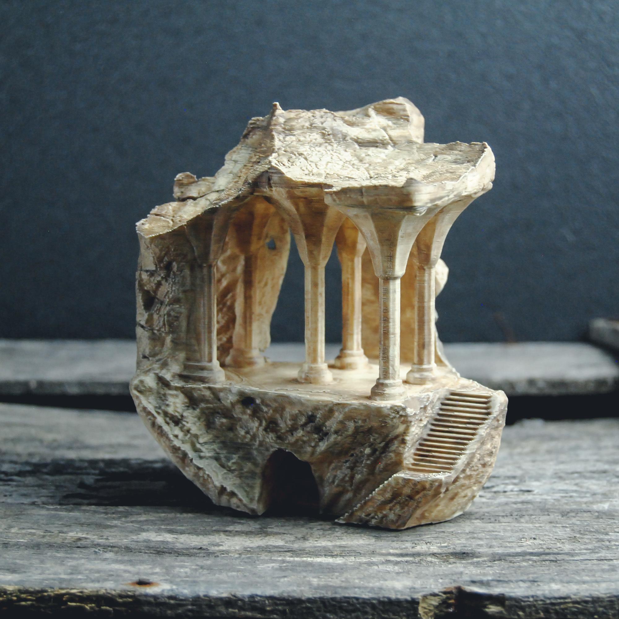14.JPG Télécharger fichier OBJ Le monument perdu • Design pour impression 3D, tolgaaxu