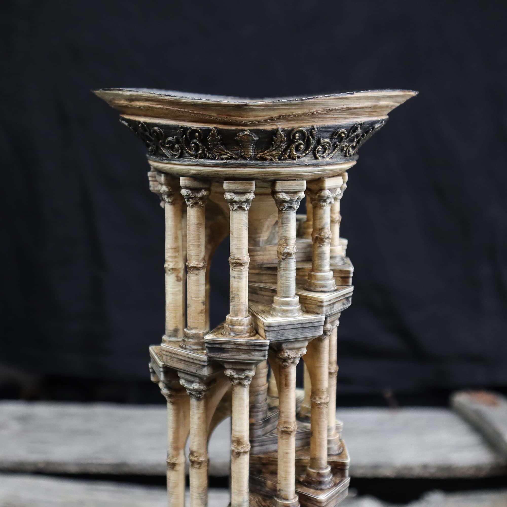 10.jpg Download OBJ file Eternity Columns • 3D printer model, tolgaaxu