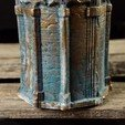 13.jpg Download 3DS file Gothic Candle Holder • Object to 3D print, tolgaaxu
