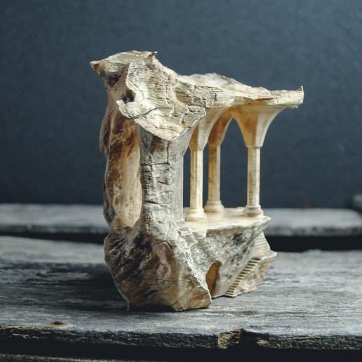 8.JPG Télécharger fichier OBJ Le monument perdu • Design pour impression 3D, tolgaaxu