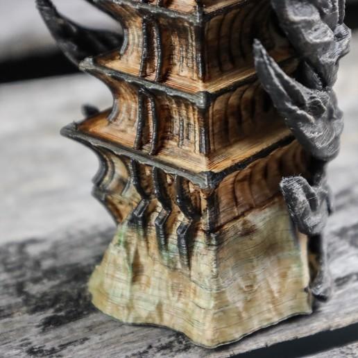10.jpg Download OBJ file Shadow Wings Tower • 3D printing design, tolgaaxu