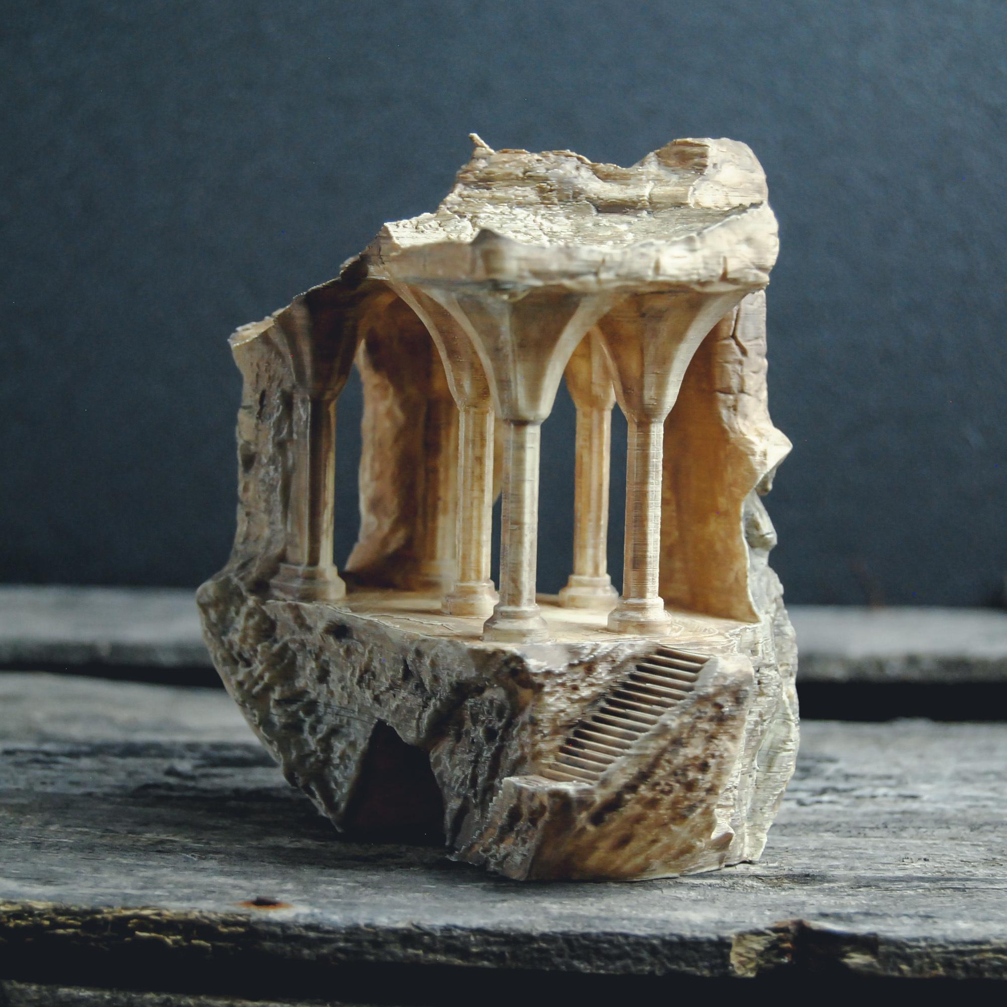2.JPG Télécharger fichier OBJ Le monument perdu • Design pour impression 3D, tolgaaxu