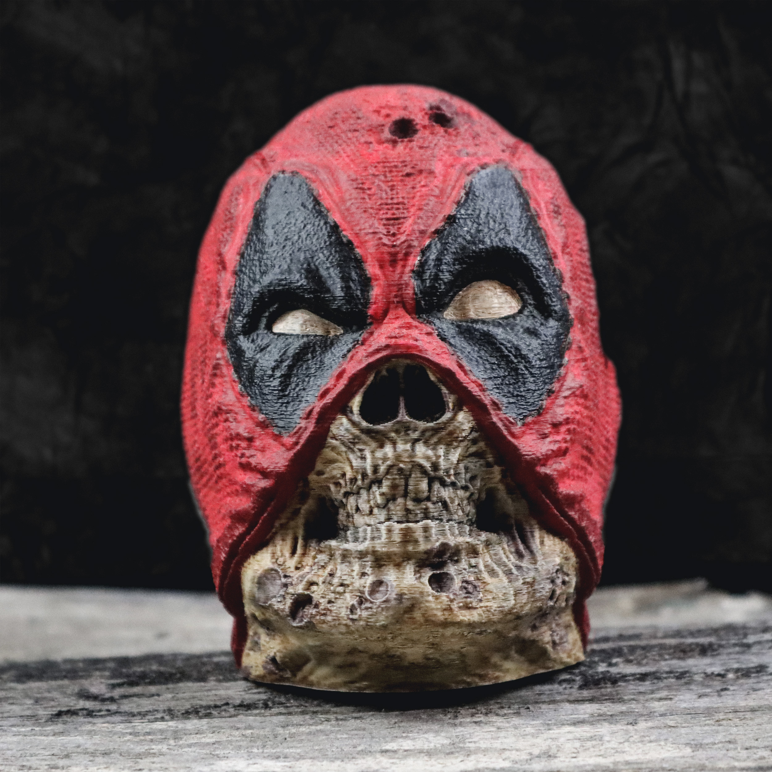 1.JPG Descargar archivo OBJ Zombie Deadpool • Objeto imprimible en 3D, tolgaaxu