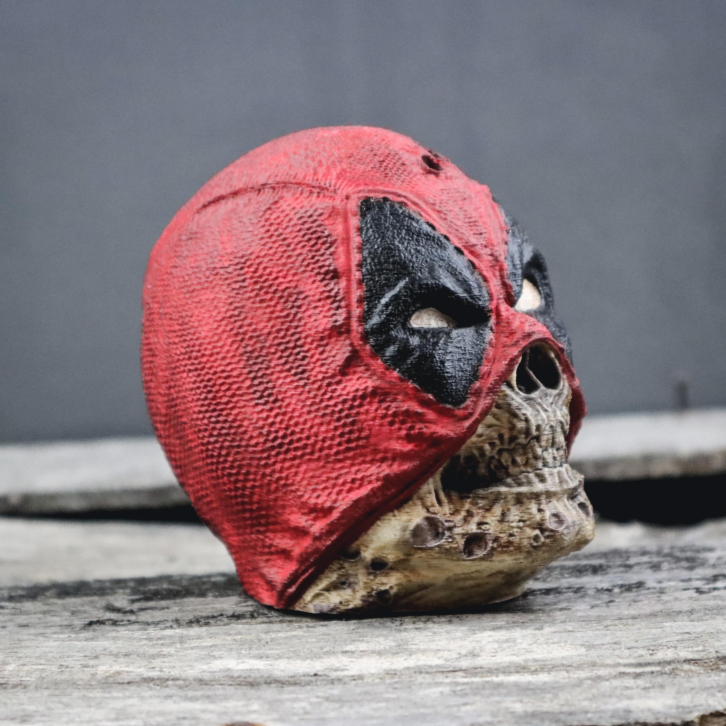 2.JPG Descargar archivo OBJ Zombie Deadpool • Objeto imprimible en 3D, tolgaaxu