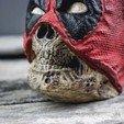 5.jpg Descargar archivo OBJ Zombie Deadpool • Objeto imprimible en 3D, tolgaaxu