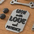 Download 3D printer designs RETRO CAMERA FLOWERPOT, tolgaaxu