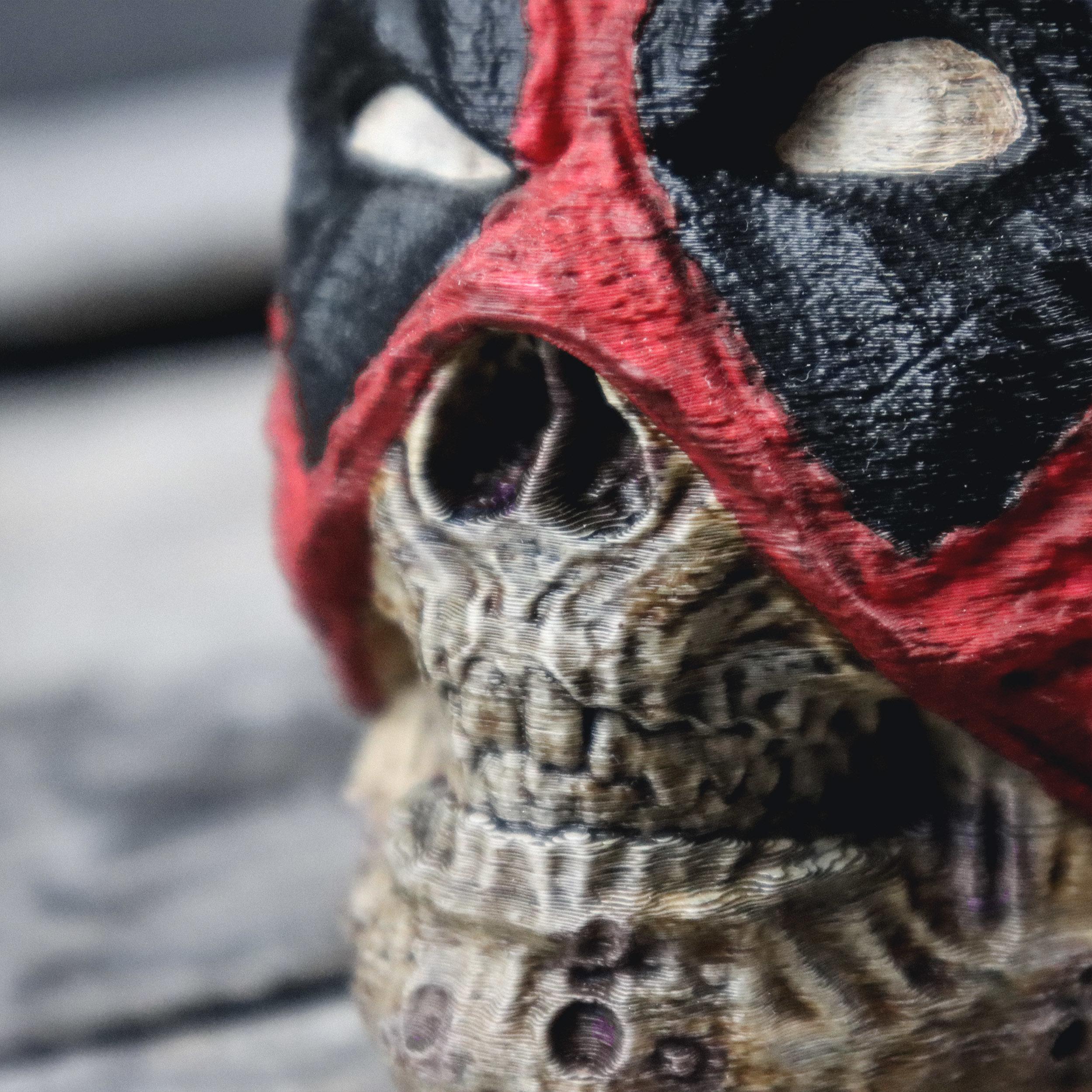 10.jpg Descargar archivo OBJ Zombie Deadpool • Objeto imprimible en 3D, tolgaaxu