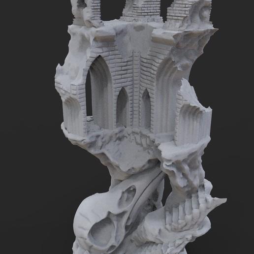 15.jpg Télécharger fichier OBJ Ancien château de Raven • Modèle imprimable en 3D, tolgaaxu
