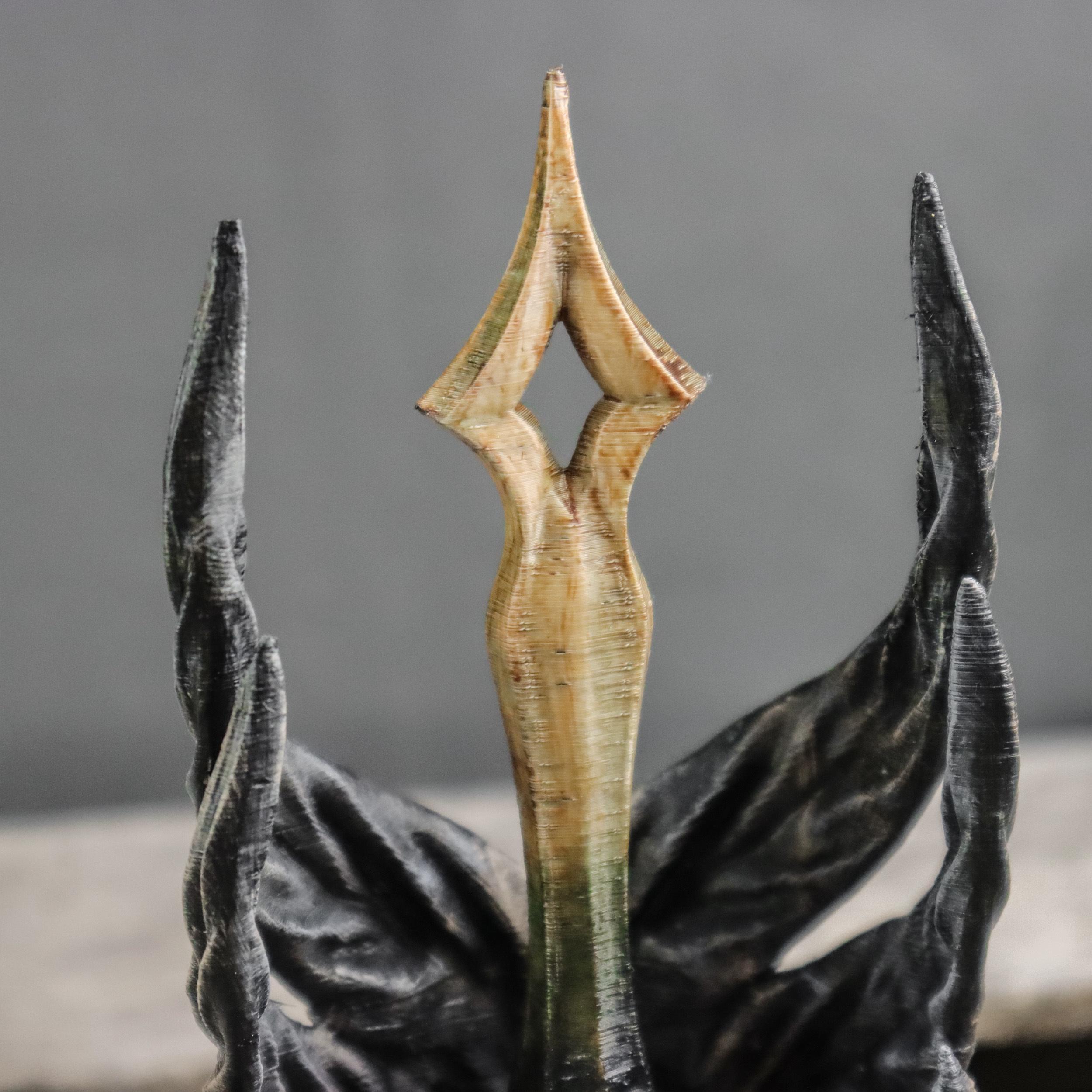 8.jpg Download OBJ file Shadow Wings Tower • 3D printing design, tolgaaxu