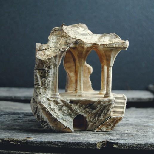 11.JPG Télécharger fichier OBJ Le monument perdu • Design pour impression 3D, tolgaaxu