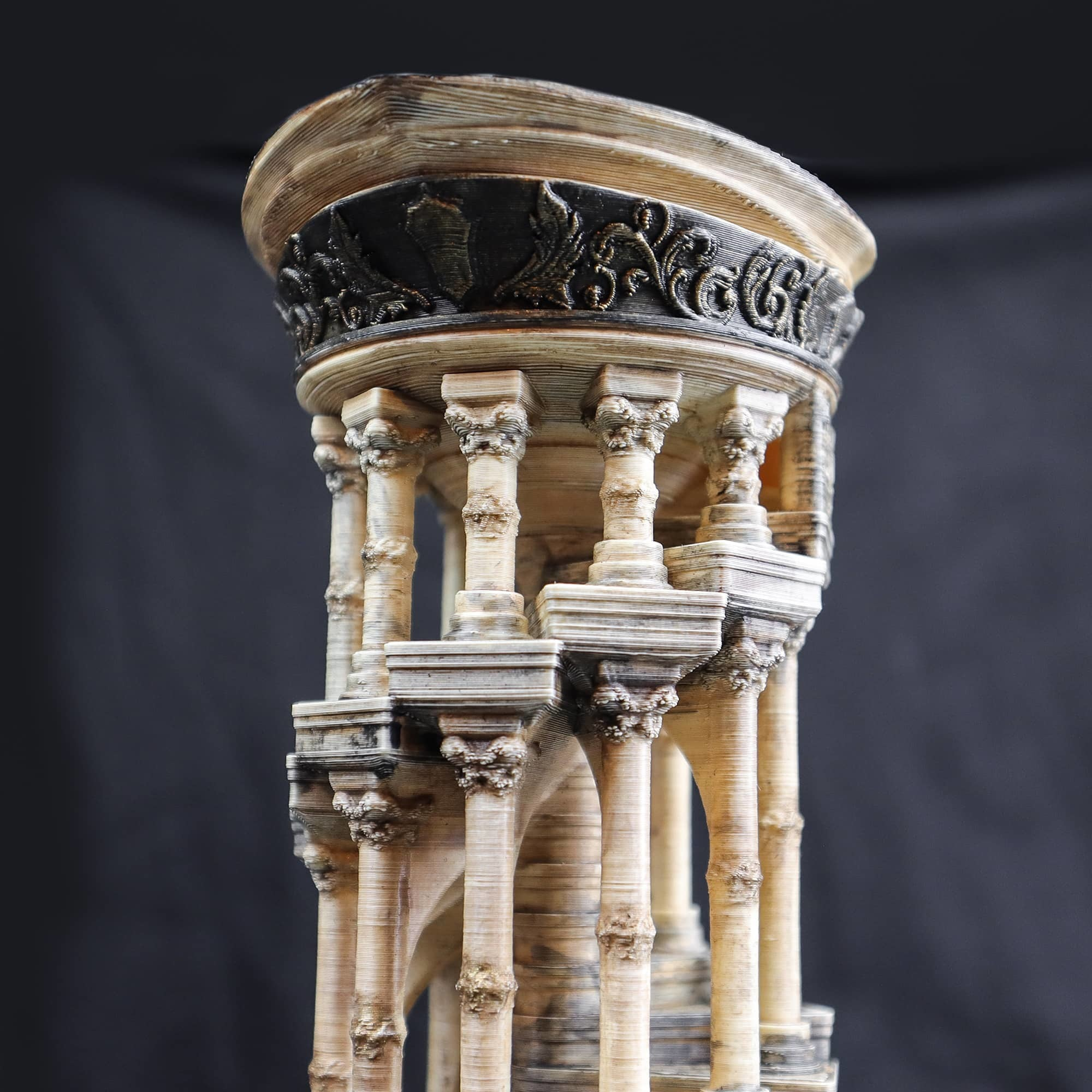15.jpg Download OBJ file Eternity Columns • 3D printer model, tolgaaxu