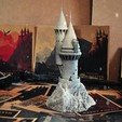 Archivos 3D Torre Búho - Harry Potter, tolgaaxu